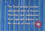 Image of Shan tribe people Paoshan China, 1941, second 22 stock footage video 65675060845