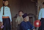 Image of Shan tribe people Paoshan China, 1941, second 50 stock footage video 65675060845