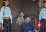Image of Shan tribe people Paoshan China, 1941, second 52 stock footage video 65675060845