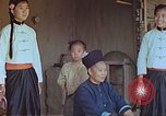 Image of Shan tribe people Paoshan China, 1941, second 54 stock footage video 65675060845