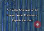 Image of K P Chen Yunnan China, 1941, second 3 stock footage video 65675060846