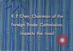 Image of K P Chen Yunnan China, 1941, second 4 stock footage video 65675060846