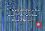 Image of K P Chen Yunnan China, 1941, second 5 stock footage video 65675060846