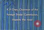Image of K P Chen Yunnan China, 1941, second 6 stock footage video 65675060846