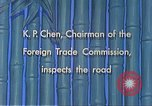 Image of K P Chen Yunnan China, 1941, second 10 stock footage video 65675060846