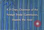 Image of K P Chen Yunnan China, 1941, second 12 stock footage video 65675060846