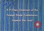 Image of K P Chen Yunnan China, 1941, second 14 stock footage video 65675060846
