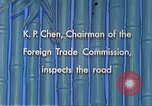 Image of K P Chen Yunnan China, 1941, second 17 stock footage video 65675060846