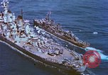 Image of United States battleships Japan, 1945, second 45 stock footage video 65675060857
