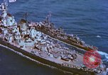 Image of United States battleships Japan, 1945, second 46 stock footage video 65675060857