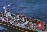 Image of United States battleships Japan, 1945, second 48 stock footage video 65675060857