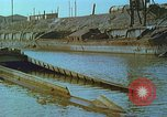 Image of Water transport being restored in Europe after World War 2 Duisburg Germany, 1950, second 26 stock footage video 65675060861