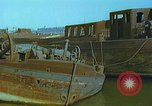 Image of Water transport being restored in Europe after World War 2 Duisburg Germany, 1950, second 39 stock footage video 65675060861