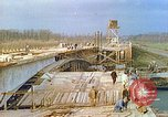 Image of Road reconstruction building industry and tourism in Europe after Worl Europe, 1950, second 6 stock footage video 65675060862