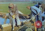 Image of Road reconstruction building industry and tourism in Europe after Worl Europe, 1950, second 26 stock footage video 65675060862