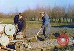 Image of Road reconstruction building industry and tourism in Europe after Worl Europe, 1950, second 37 stock footage video 65675060862