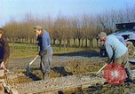 Image of Road reconstruction building industry and tourism in Europe after Worl Europe, 1950, second 38 stock footage video 65675060862