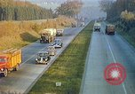 Image of Road reconstruction building industry and tourism in Europe after Worl Europe, 1950, second 46 stock footage video 65675060862