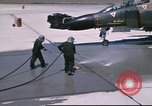 Image of United States airmen California United States USA, 1976, second 55 stock footage video 65675060877