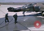 Image of United States airmen California United States USA, 1976, second 57 stock footage video 65675060877