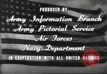 Image of animation United States USA, 1945, second 15 stock footage video 65675060883