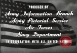 Image of animation United States USA, 1945, second 16 stock footage video 65675060883