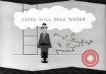 Image of Animated anti-Japan propaganda in World War 22 United States USA, 1945, second 56 stock footage video 65675060884