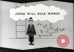 Image of Animated anti-Japan propaganda in World War 22 United States USA, 1945, second 58 stock footage video 65675060884