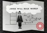 Image of Animated anti-Japan propaganda in World War 22 United States USA, 1945, second 59 stock footage video 65675060884