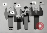 Image of animated cartoon about American support to Japan in 1923 United States USA, 1945, second 48 stock footage video 65675060885