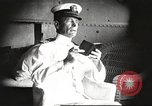 Image of Civilian businessmen and officials pose with Naval officers aboard ship Virginia United States USA, 1925, second 1 stock footage video 65675060899