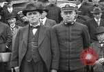 Image of Civilian businessmen and officials pose with Naval officers aboard ship Virginia United States USA, 1925, second 35 stock footage video 65675060899