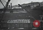 Image of US Army guarding supply ship in Siberia Soviet Russia World War 1 Siberia Soviet Union, 1918, second 14 stock footage video 65675060926