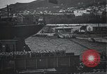 Image of US Army guarding supply ship in Siberia Soviet Russia World War 1 Siberia Soviet Union, 1918, second 18 stock footage video 65675060926