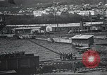 Image of US Army guarding supply ship in Siberia Soviet Russia World War 1 Siberia Soviet Union, 1918, second 21 stock footage video 65675060926