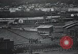 Image of US Army guarding supply ship in Siberia Soviet Russia World War 1 Siberia Soviet Union, 1918, second 22 stock footage video 65675060926