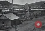 Image of US Army guarding supply ship in Siberia Soviet Russia World War 1 Siberia Soviet Union, 1918, second 29 stock footage video 65675060926