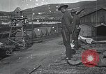 Image of US Army guarding supply ship in Siberia Soviet Russia World War 1 Siberia Soviet Union, 1918, second 31 stock footage video 65675060926