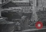 Image of US Army guarding supply ship in Siberia Soviet Russia World War 1 Siberia Soviet Union, 1918, second 32 stock footage video 65675060926