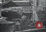 Image of US Army guarding supply ship in Siberia Soviet Russia World War 1 Siberia Soviet Union, 1918, second 34 stock footage video 65675060926