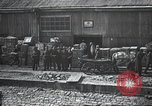 Image of US Army guarding supply ship in Siberia Soviet Russia World War 1 Siberia Soviet Union, 1918, second 51 stock footage video 65675060926