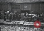 Image of US Army guarding supply ship in Siberia Soviet Russia World War 1 Siberia Soviet Union, 1918, second 52 stock footage video 65675060926