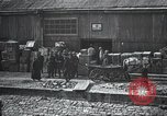 Image of US Army guarding supply ship in Siberia Soviet Russia World War 1 Siberia Soviet Union, 1918, second 53 stock footage video 65675060926