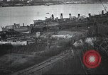Image of US Army guarding supply ship in Siberia Soviet Russia World War 1 Siberia Soviet Union, 1918, second 62 stock footage video 65675060926