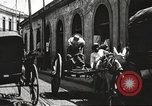 Image of streets of city Panama, 1919, second 39 stock footage video 65675060956