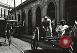 Image of streets of city Panama, 1919, second 40 stock footage video 65675060956
