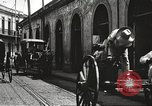 Image of streets of city Panama, 1919, second 41 stock footage video 65675060956