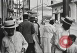 Image of streets of city Panama, 1919, second 55 stock footage video 65675060956