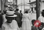 Image of streets of city Panama, 1919, second 56 stock footage video 65675060956