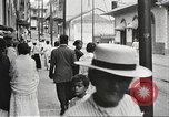 Image of streets of city Panama, 1919, second 57 stock footage video 65675060956